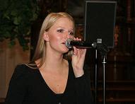 huwelijksceremonie zangeres ceremonie