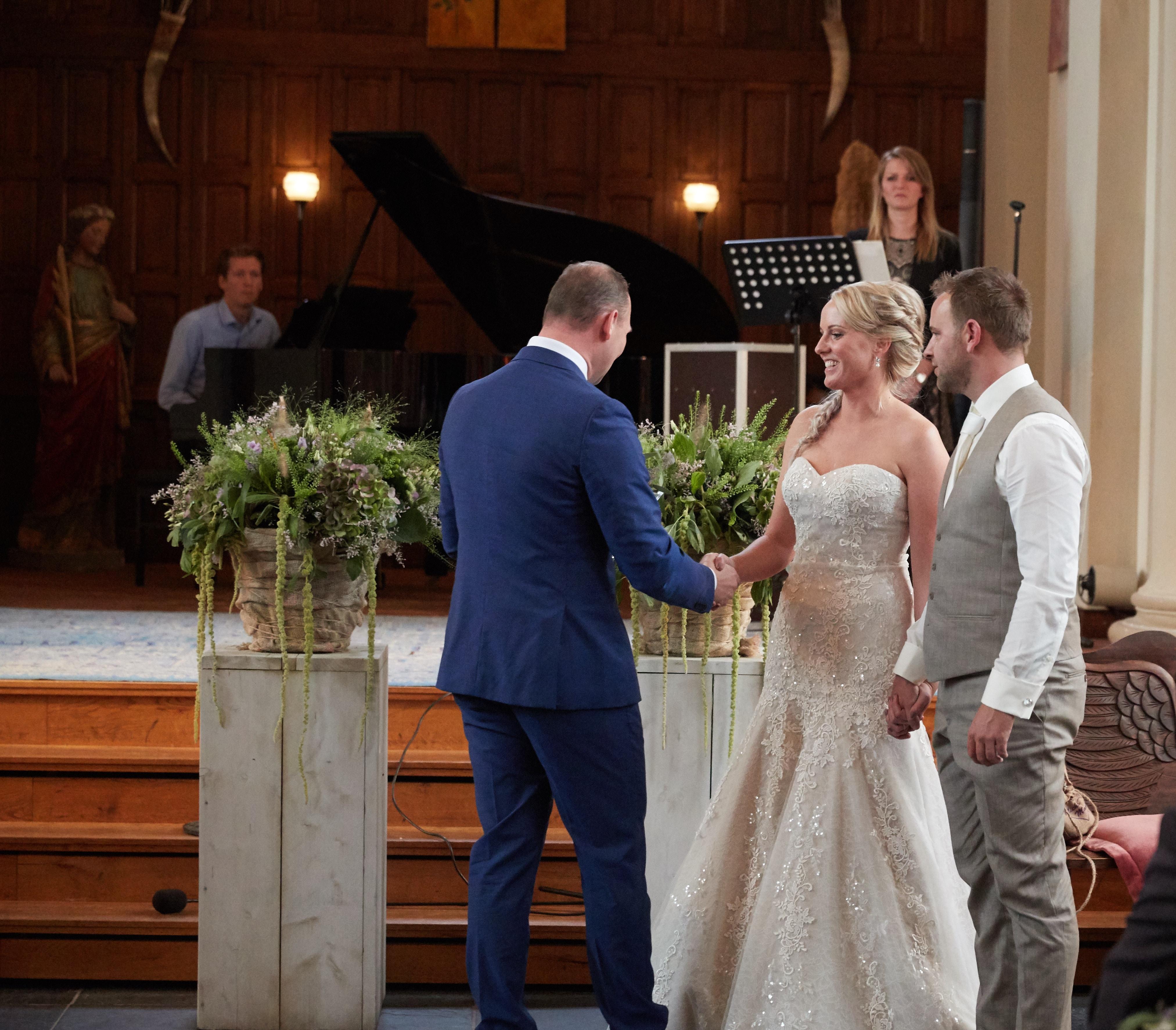 Live Ceremoniezangeres Huwelijks Ceremonie Zangeres